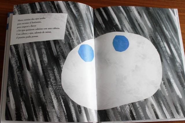 Beispielseite2-Aquiles el puntito-Kalandraka-Guia Risari