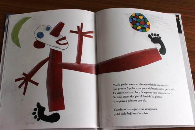 Beispielseite4-Aquiles el puntito-Kalandraka-Guia Risari