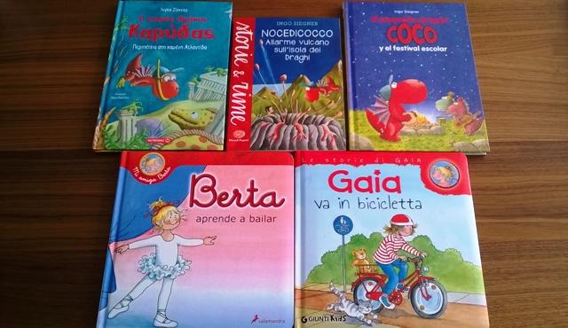 Übersetzte deutsche Kinderbücher