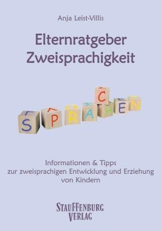 Stauffenburg Umschlag Elternratgeber Zweisprachigkeit