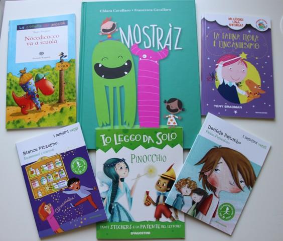 Italienische Kinderbücher zur Einschulung_Empfehlungen Bibliomagia