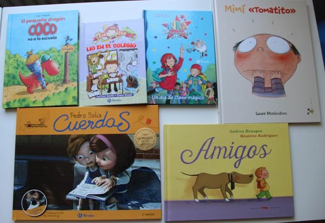 Spanische Kinderbücher zur Einschulung_Empfehlungen Bibliomagia