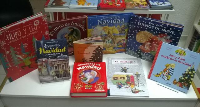 Spanische Weihnachtsbuecher bei Bibliomagia