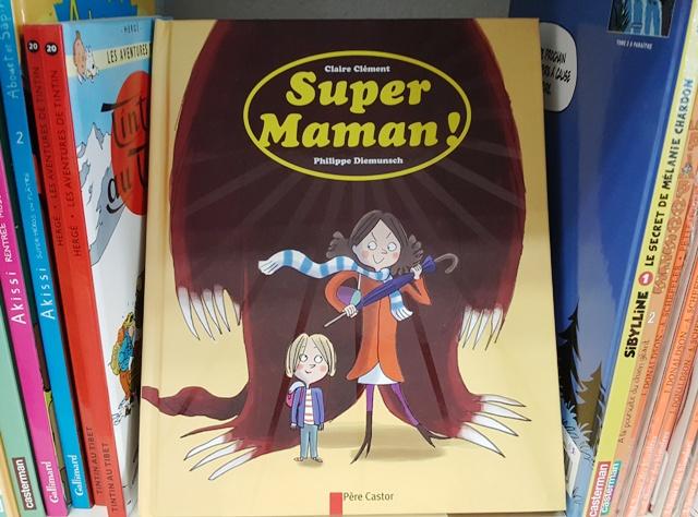 Super Maman-Pere Castor