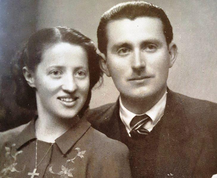 Portrait - Levteris Mantzikas und Marina
